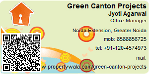 Visiting Card of Green Canton Projects Pvt Ltd