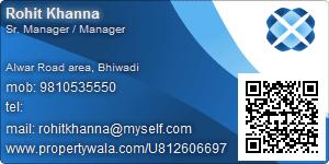 Rohit Khanna - Visiting Card