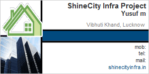 Contact Details of Shine City Infra