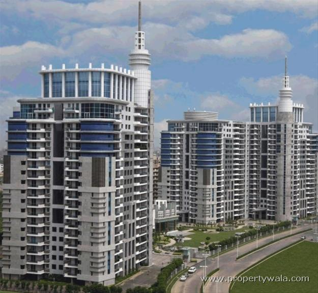 Dlf Pinnacle Sushant Lok I Gurgaon Apartment Flat