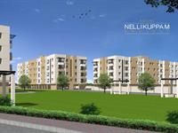 1 Bedroom Flat for sale in Asvini Amanya, Abhiramapuram, Chennai