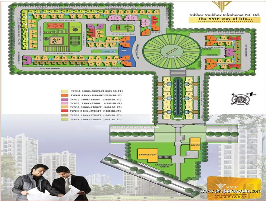 VVIP Addresses - Raj Nagar Extension, Ghaziabad