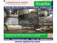 Warehouse / Godown for rent in Bhiwandi, Thane