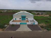 12650 sq ft Industrial Factory Shed for Lease Rent near Waghodia GIDC, Vadodara