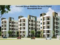 2 Bedroom Flat for sale in Concorde Spring Meadows, Hessaraghatta Road area, Bangalore