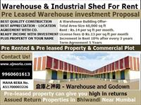 Warehouse / Godown for sale in Bhiwandi, Thane
