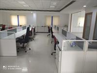 9300 sq.ft fully furnished commercial office space rent in Richmond Road