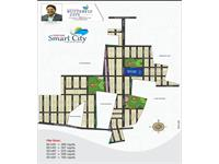 Land for sale in Fortune Butterfly City, Srisailam Highway, Hyderabad