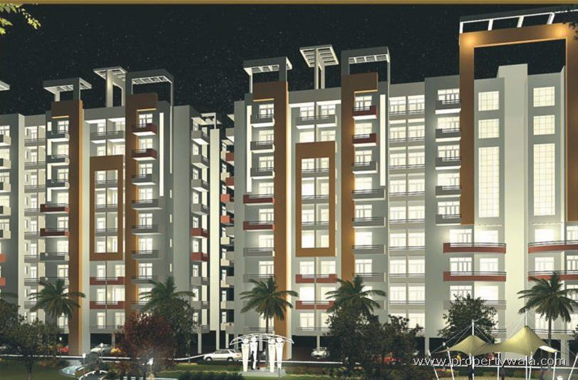 The alien court tronica city ghaziabad apartment for Architecture design for home in ghaziabad