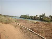 40acres Water touch agriculture land for sale at ROHA near Kundalika River-Just 12lakhs per acre
