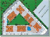3 Bedroom Flat for sale in Krishna Apra Residency, Sector 61, Noida
