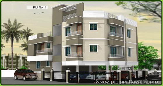 Bhagyalakshmi Apartments - Tambaram West, Chennai
