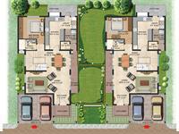 1 BHK Typical Floor Plan