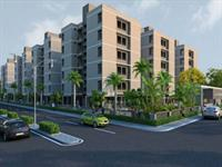 2 Bedroom Flat for sale in Aagam 99 Residency, Sanand, Ahmedabad