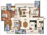 Typical Floor Plan - A-2 SUPER AREA = 2505 SQ. FT.