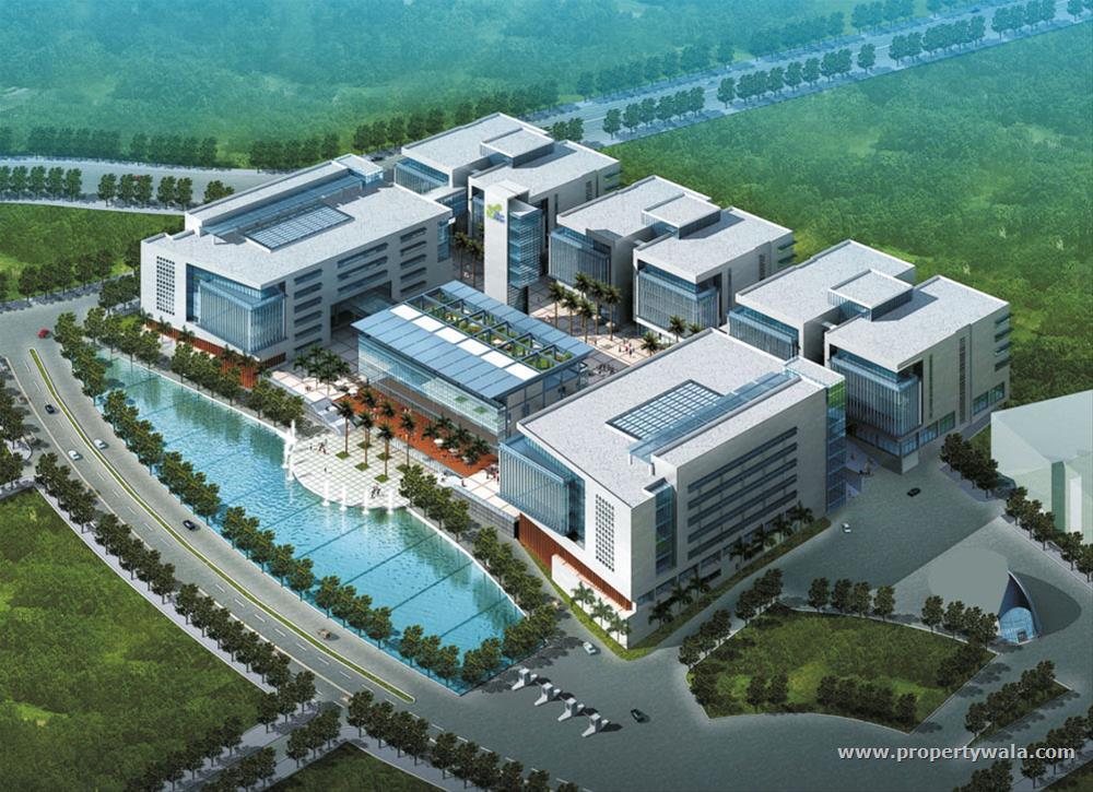 Paranjape Blue Ridge - Hinjewadi, Pune - Apartment / Flat ...