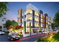 2 Bedroom Flat for sale in SLV Pinnacle, Kogilu, Bangalore