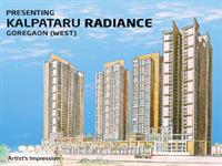 4 Bedroom Flat for sale in Kalpataru Radiance, Goregaon West, Mumbai