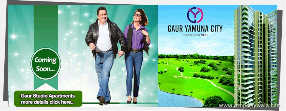 Gaur Yamuna City - Mirzapur, Greater Noida