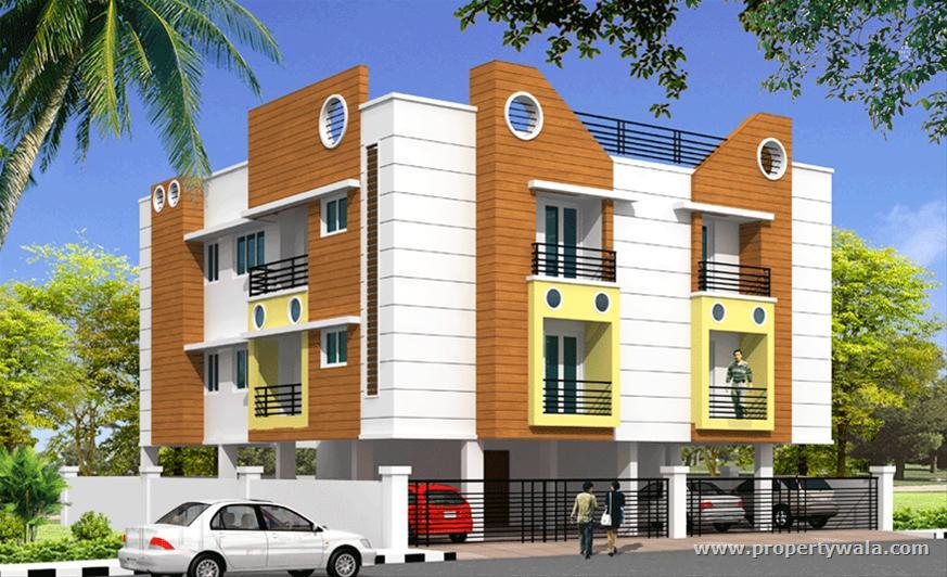 Front Elevation Models Chennai : Harmony serenity sithalapakkam chennai propertywala
