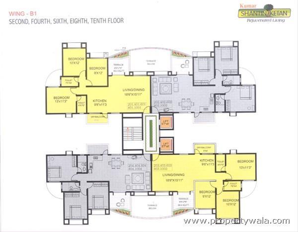 Nsg Bedroom Floor