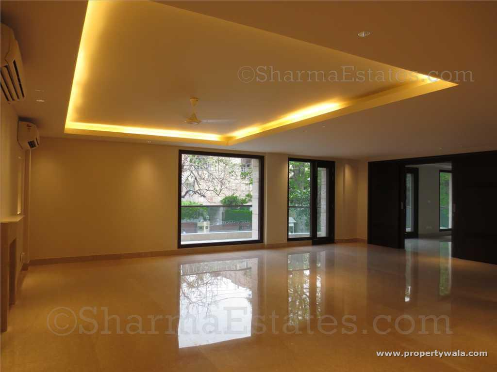4 bedroom apartment flat for sale in west end new delhi for Builder floor