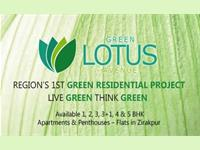 3 Bedroom Flat for sale in Green Lotus Avenue, Ambala Highway, Zirakpur