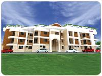 1 Bedroom Flat for sale in Indus Avenue II, Viyyur, Thrissur