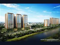 3 Bedroom Flat for sale in Duville Riverdale Heights, Kharadi, Pune