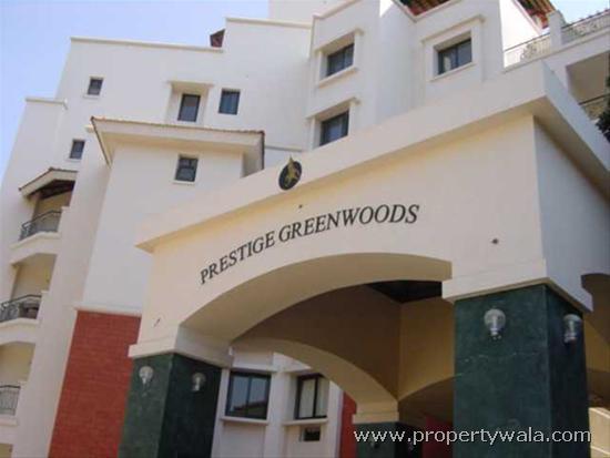 Prestige Greenwoods - CV Raman Nagar, Bangalore
