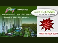 3 Bedroom Flat for sale in Godrej Oasis, Sector-88A, Gurgaon