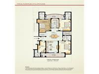 Typical Floor Plan (1st to 4th Floor) -