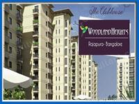 2 Bedroom Flat for sale in DLF Woodland Heights, Rajapura, Bangalore