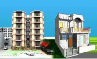 4 Bedroom House for sale in Gulmohar City Extension, Dera Bassi, Zirakpur