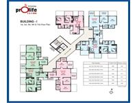 1,3,5,9,11 Floor Plan Wing I