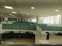 5300 sq.ft fully furnished commercial office space rent in Indiranagar