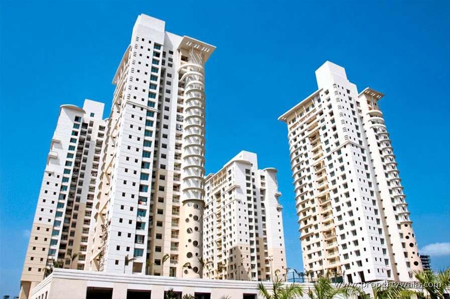 Rustomjee Ozone - Goregaon West, Mumbai