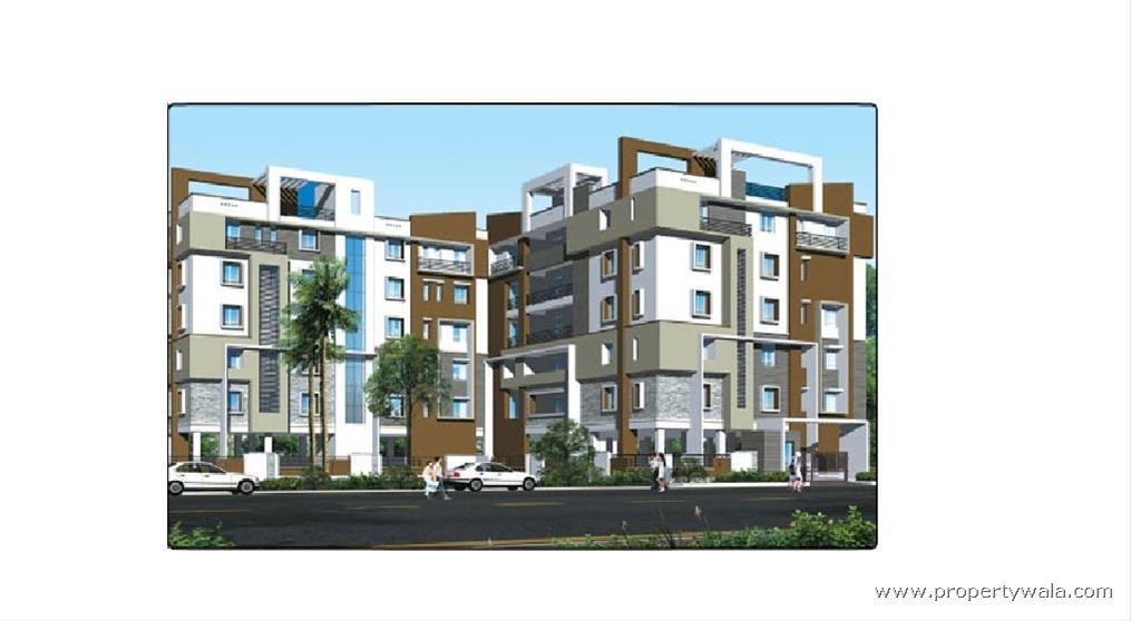 Roark's Green Vista Heights - Mehdipatnam, Hyderabad