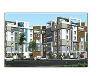 2 Bedroom House for sale in Roark's Green Vista Heights, Mehdipatnam, Hyderabad