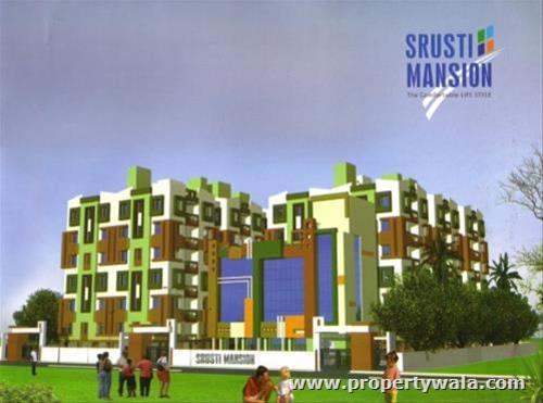 Srusti Mansion - Sundarpada, Bhubaneswar