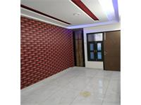 3bhk floor in uttam nagar west with car parking and home loan 90%