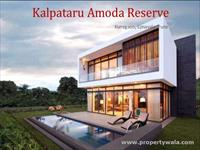 Land for sale in Kalpataru Amoda Reserve, Lonavala, Pune