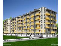 2 Bedroom Flat for sale in Prabhavathi Bliss, Mico Layout, Bangalore