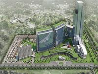 2 Bedroom Flat for sale in Airwil Intellicity, Knowledge Park 4, Greater Noida
