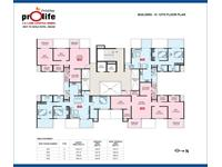12 Floor Plan Wing H