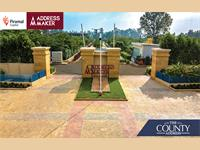 Land for sale in The County Address, Sarjapur, Bangalore