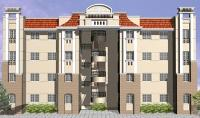 3 Bedroom Flat for sale in Chitra Township, Pallavaram, Chennai