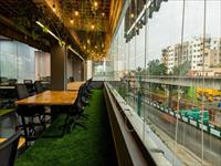 12000 sq.ft fully furnished commercial office space rent in Silk board