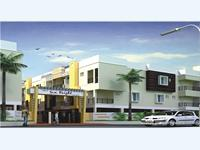 2 Bedroom Flat for sale in SKR Sun Bright Garden, Kattupakkam, Chennai