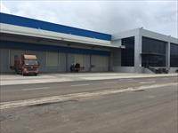 1,40,000 sq.ft Industrial Factory Shed on Lease in Chakan Pune